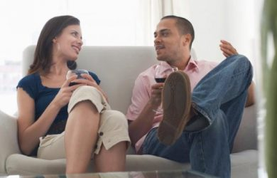 Pay attention to what your partner says