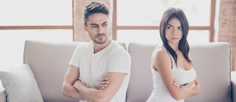 Codependents inability to break off a relationship