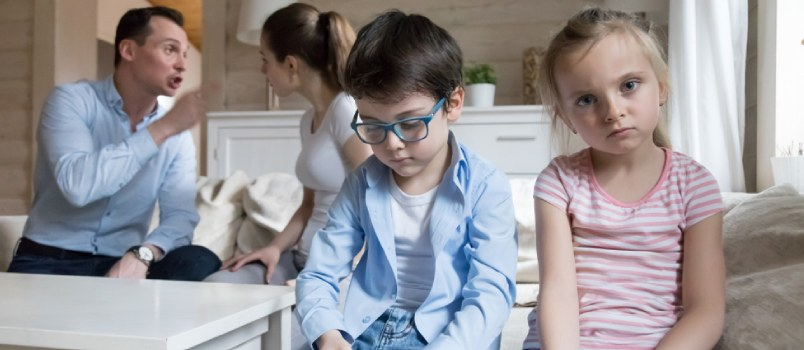 The Negative Impact of Divorce on a Child's Growth and Development