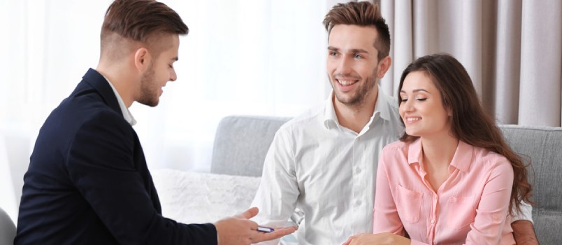 Approach marriage counselor