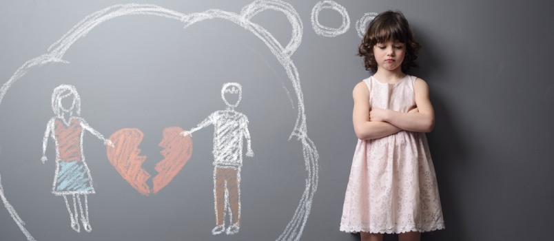Unhappy Marriage with Kids