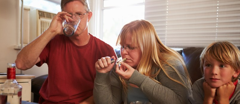 Why Marijuana and Parenting Can Actually Go Along Together