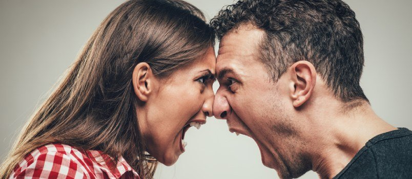 Coping With Anger in Your Marriage