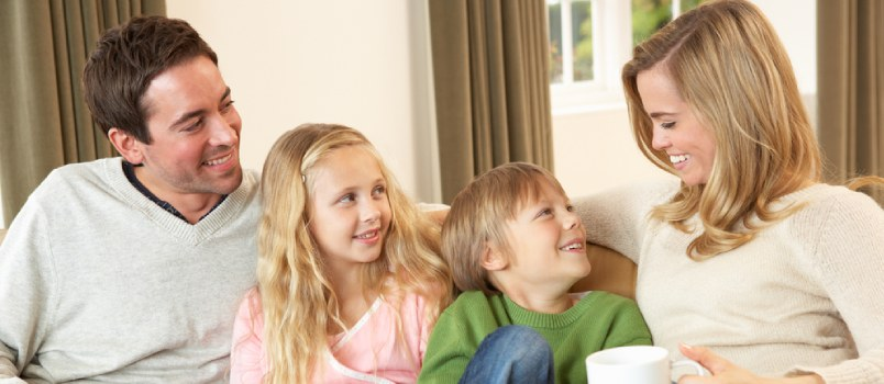How You Treat Your Spouse Teaches Your Kids a Lot