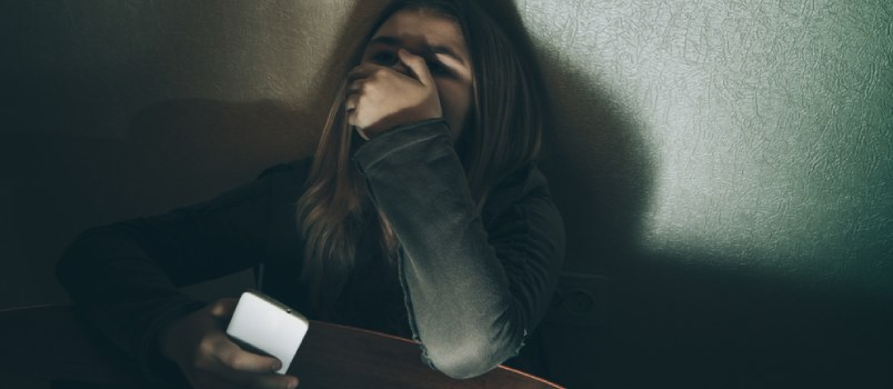 Social media's disadvantages in relationships