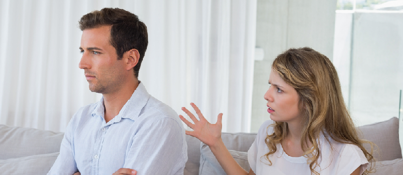 Aggressive communication in your relationship