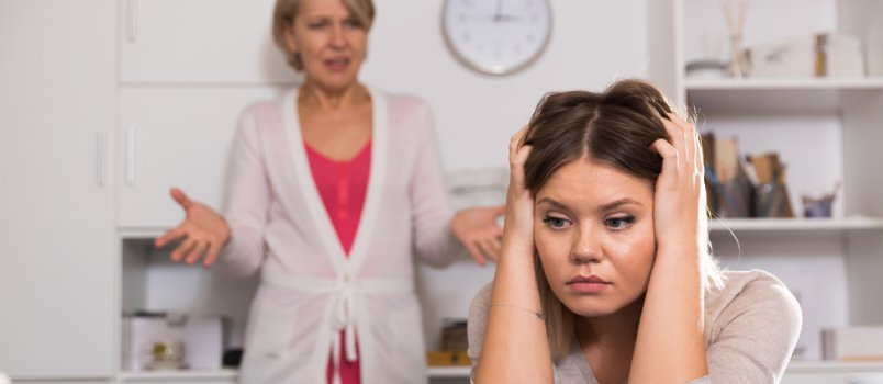 Dealing with a Narcissistic Mother in Law