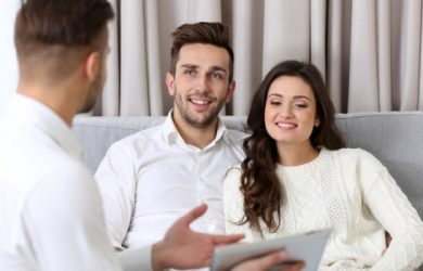 Counseling can help couples open up to each other