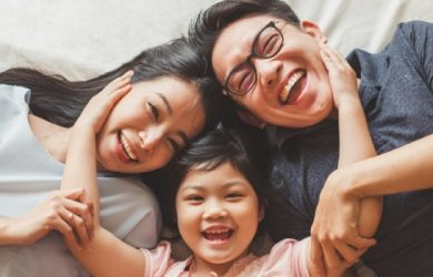 3 Ways to Build a Strong Foundation for a Healthy Family