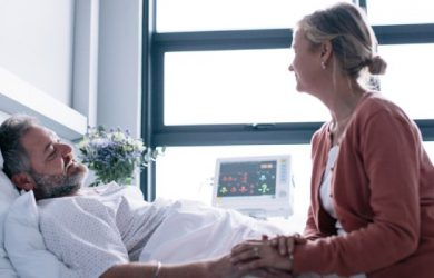 How Our Marriage Helped Us Through My Husband's Terminal Illness