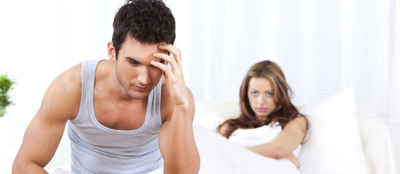 Male sexual arousal disorder