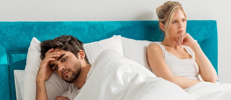 The Ins and Outs of a Passionless Relationship