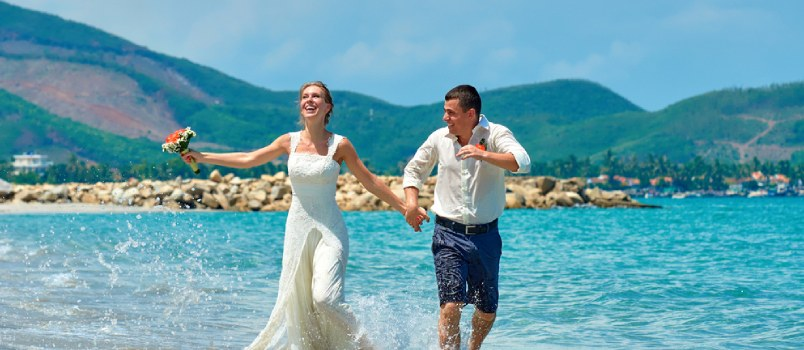 Tropical honeymoon destinations on a budget