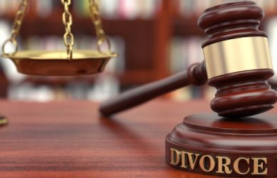 Types of divorce settlements