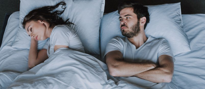 3 Reasons Why Going to Bed Angry Actually Works