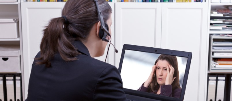 Have you been trained in online therapy?