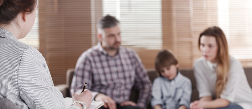 Divorce Counseling for Children