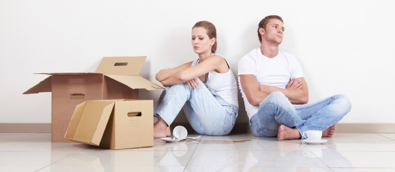 How to Move With Your Spouse Without Driving Each Other Crazy