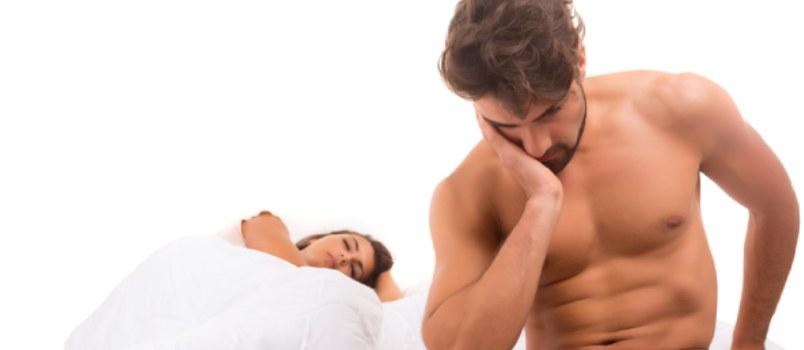 Lack of intimacy
