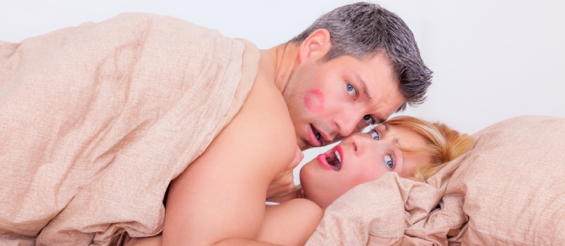 10 Biggest Mistakes You Can Make When You're Caught Cheating
