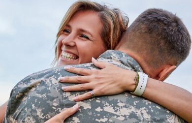 6 Awesome Military Spouse Benefits