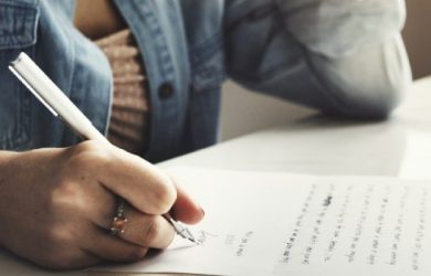 How to Write a Letter to Your Husband to Save Your Marriage