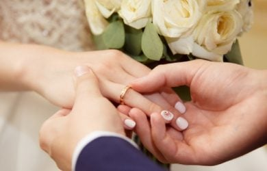 Symbolism and Promise Around Wedding Ring Exchanges