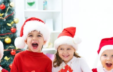 Kids Christmas Party Tips: How to Create Magic at Home