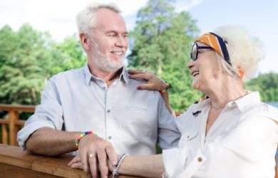 Finding Love After 65