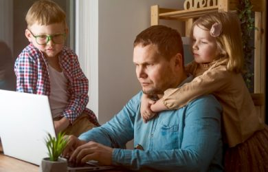 8 Tips to Manage Your Kids, Pets, and Home While Working From Home