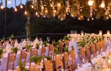 Map out the Perfect Wedding Reception