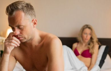 What to Do When Your Partner Doesn't Want to Be Intimate