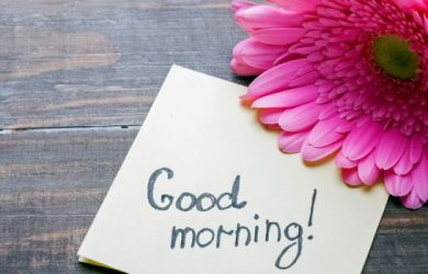 120 Good Morning Messages for Him