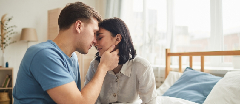 15 Signs of a Passionate Relationship