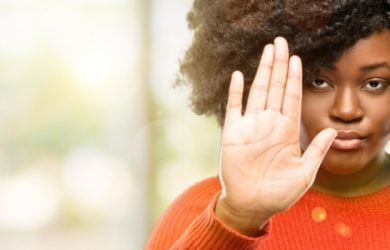 """5 Ways to Say """"No"""" When You're Not in the Mood"""