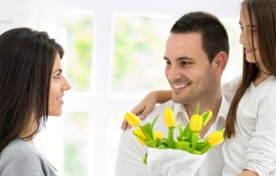 Make Your Wife Feel Special This Mother's Day