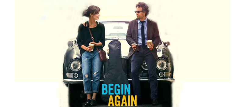 Begin Again: Movie Review
