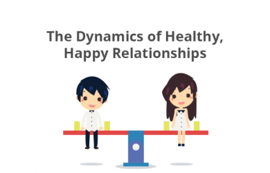 The Dynamics of Healthy, Happy Relationships