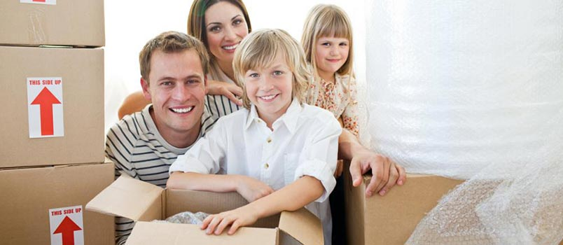 How To Make Moving Houses Less Stressful For Your Family