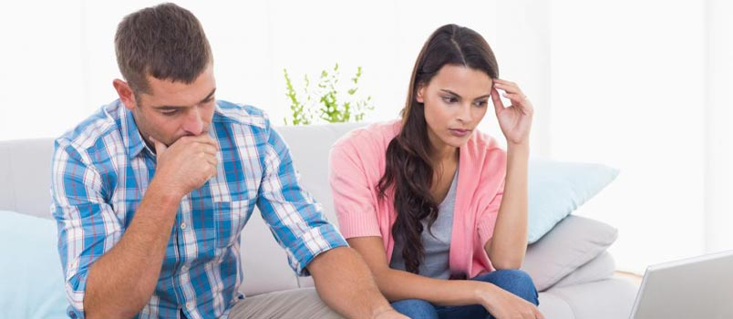The Toll Of Debt On A Relationship