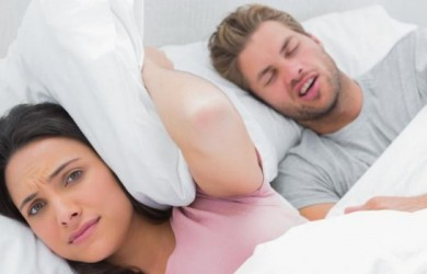 Stop Snoring to Save Your Relationship