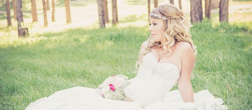Matching Your Bridal Hairstyle to Your Face Shape