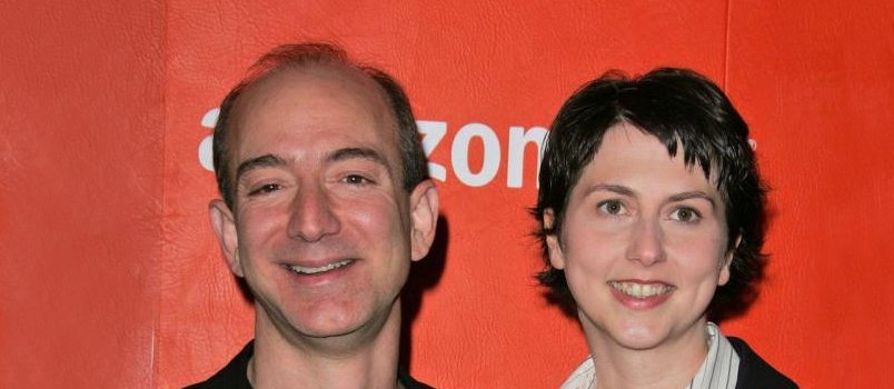 Sneak Peek into the marriage of the world's wealthiest couple Jeff and MacKenzie Bezos