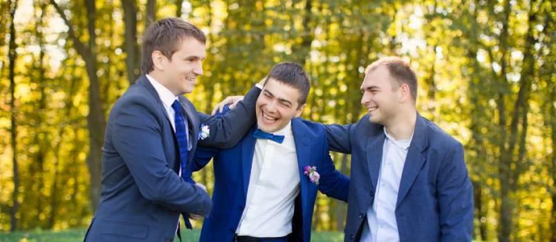 Disturbing the newlyweds