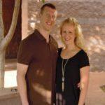Jocelyn and Aaron Freeman
