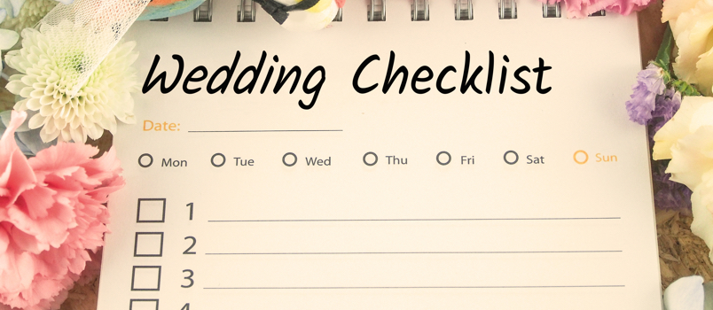 How Far In Advance Should You Begin Planning Your Wedding? - Guest