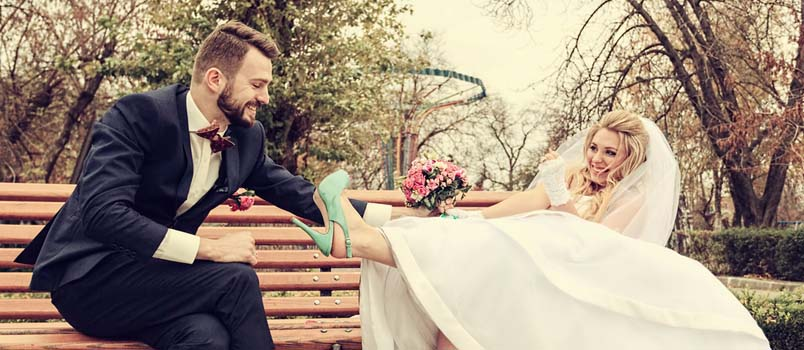 Marriage is a relationship in which one person is always right and the other is the husband