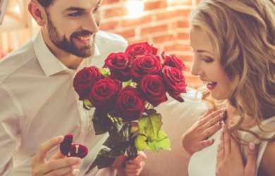 Wedding Proposal Ideas That She Can't Say No to