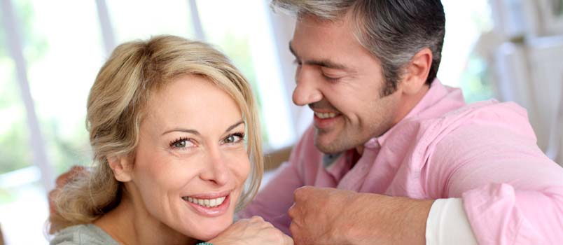 A compliment is another way to reiterate that you don't fail to notice your partner