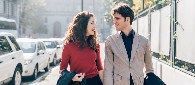 Your boyfriend confiding in you is a clear-cut sign of his emotional respect for you